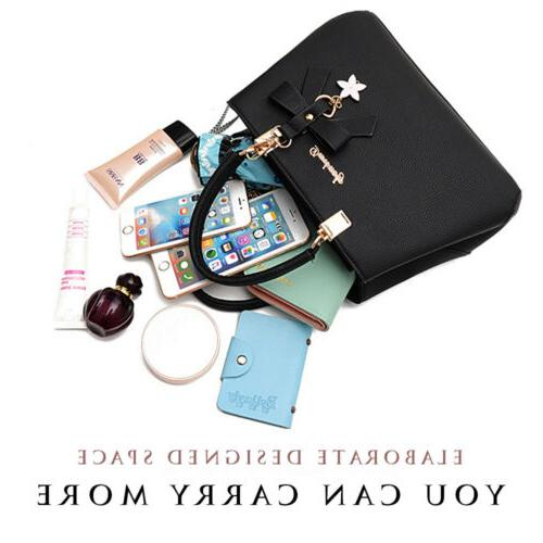 Women Ladies Shoulder Bag Crossbody Messenger Satchel