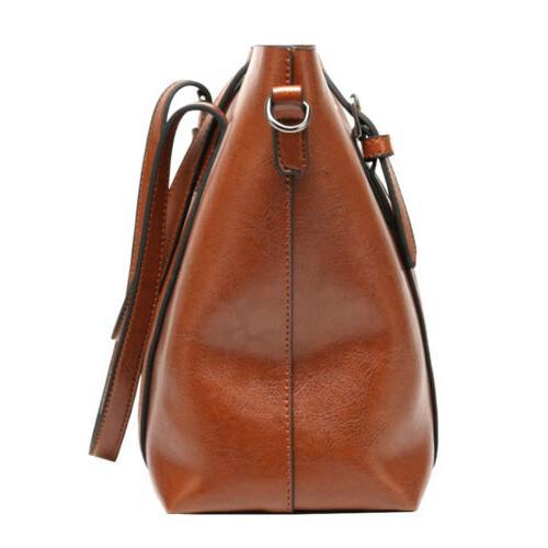 Women Handbag Leather Shoulder Bag