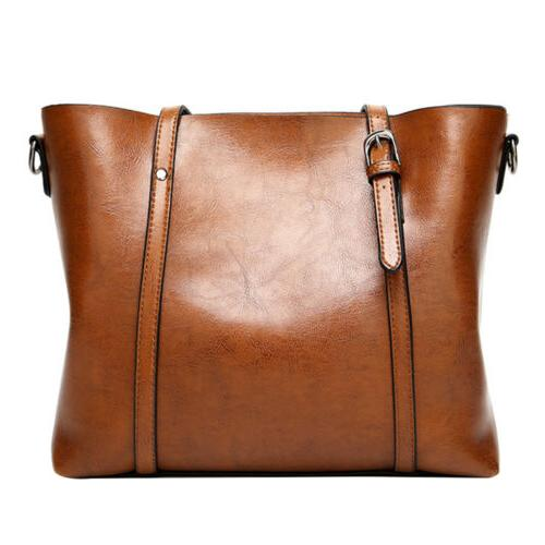 Leather Bag Purse Tote