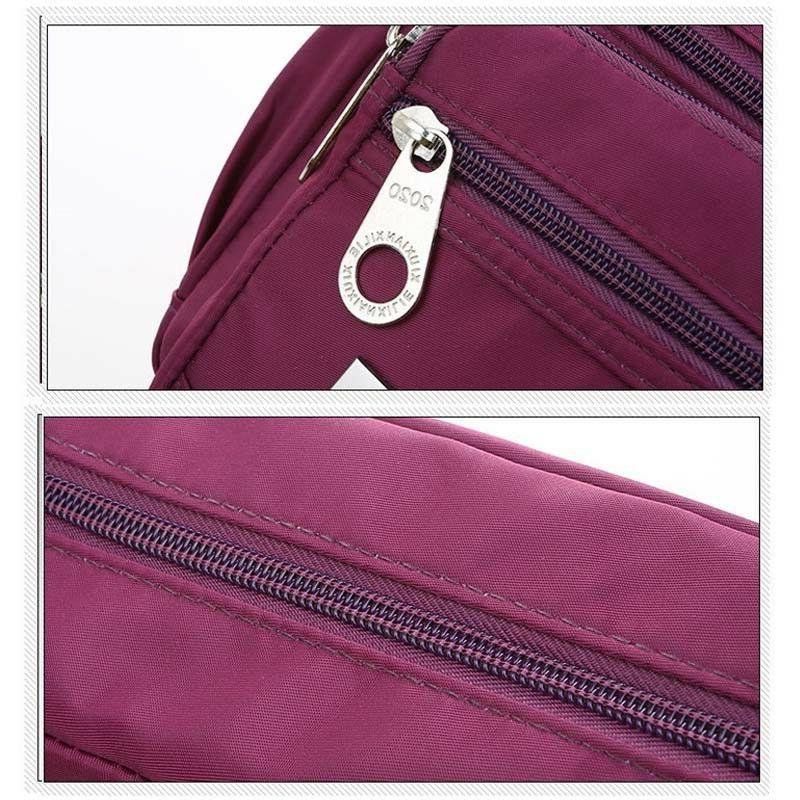 Women Messenger Shoulder Bag Bags Waterproof