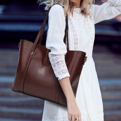 Women Wax Tote Handbag Handbag