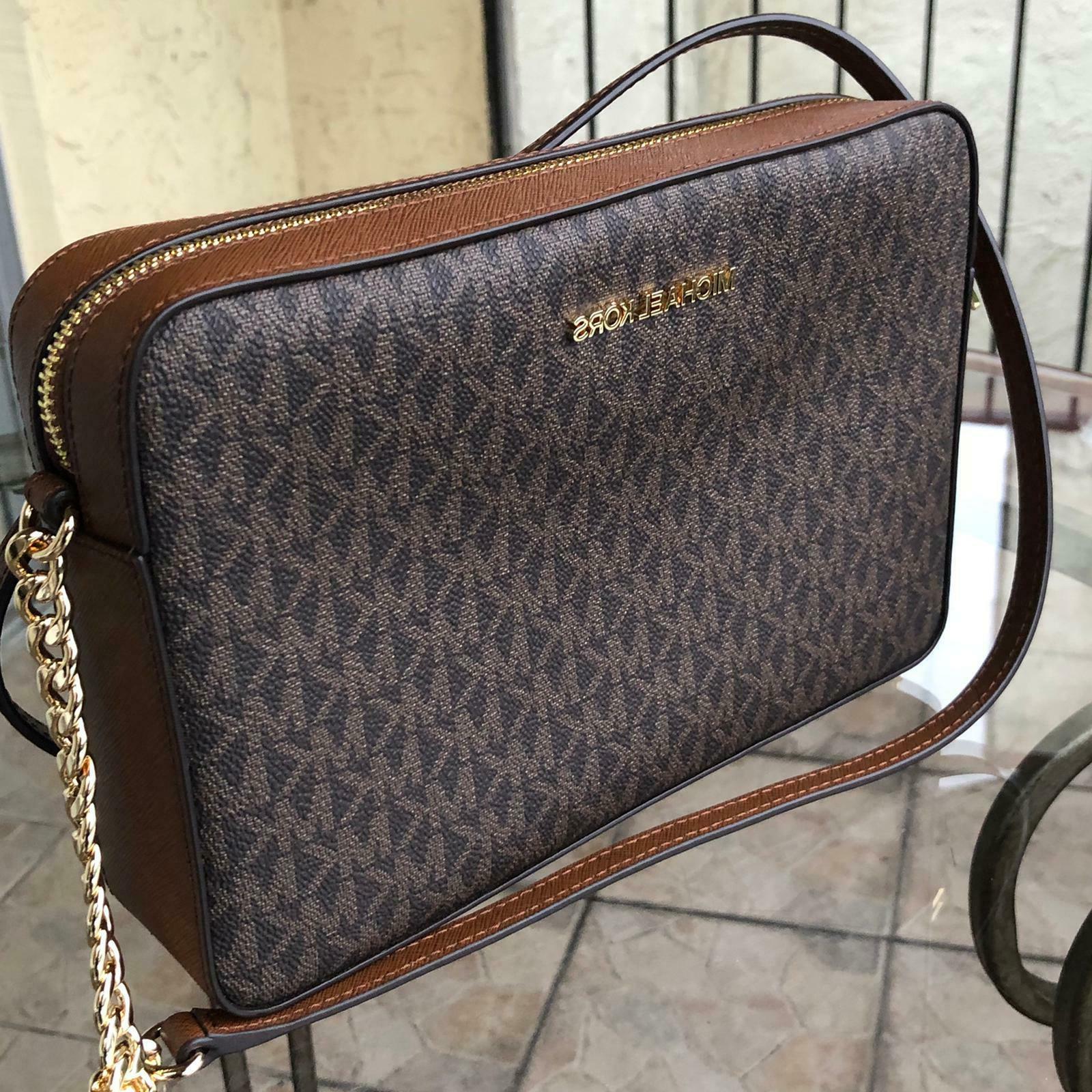 Michael Women Messenger Shoulder Handbag Purse