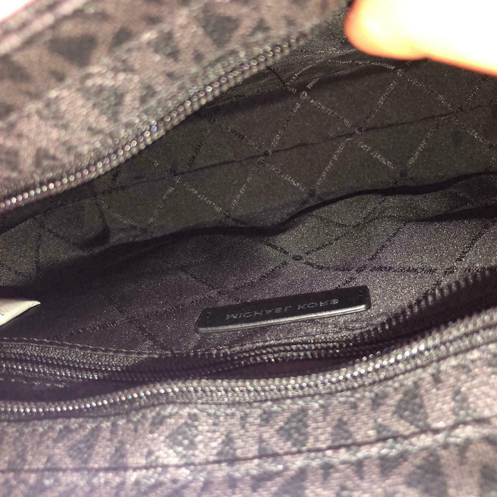 Michael PVC Leather Bag Handbag