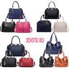 Women's Designer PU Leather Shoulder Bags Handbags Messenger