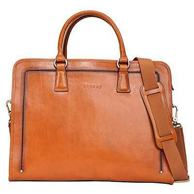 women s full grains leather briefcase messenger