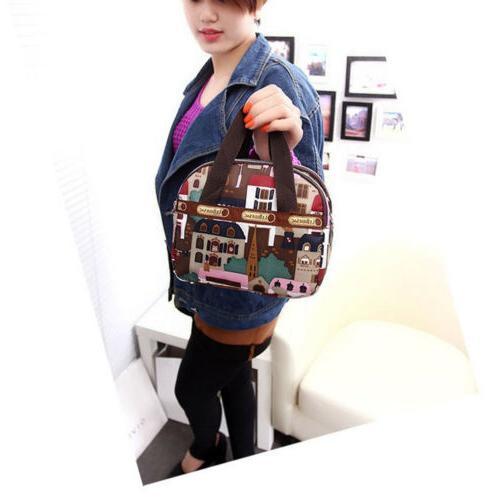 Women Shoulder Tote Messenger Body Waterproof Handbag