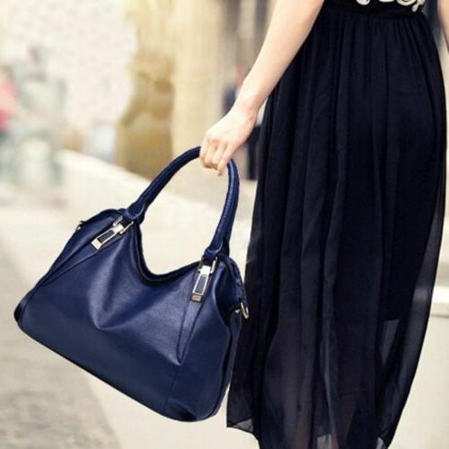 Women's Leather Bag Handbag Messenger Crossbody Hobo