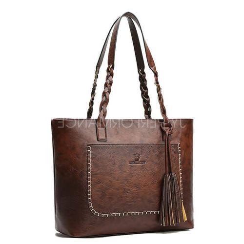 Women Women Leather Handbag Shoulder