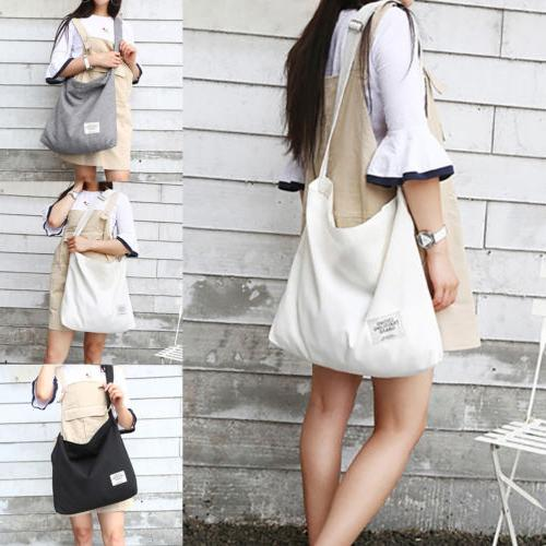 Women Vintage Hobo Bag Large Shoulder Purse US