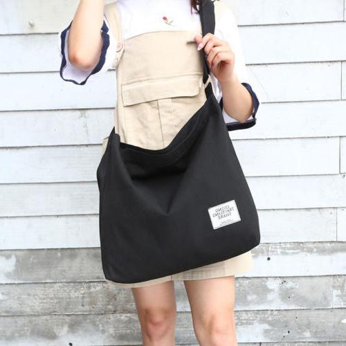 Women Vintage Bag Large Shoulder Zip US