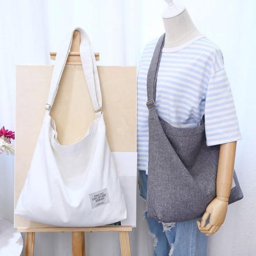 Women Canvas Bag Large Shoulder US