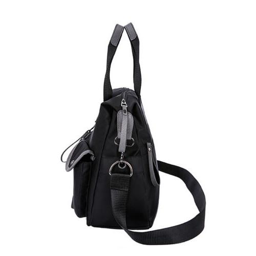 Women Waterproof Nylon Bags Large Capacity Crossbody