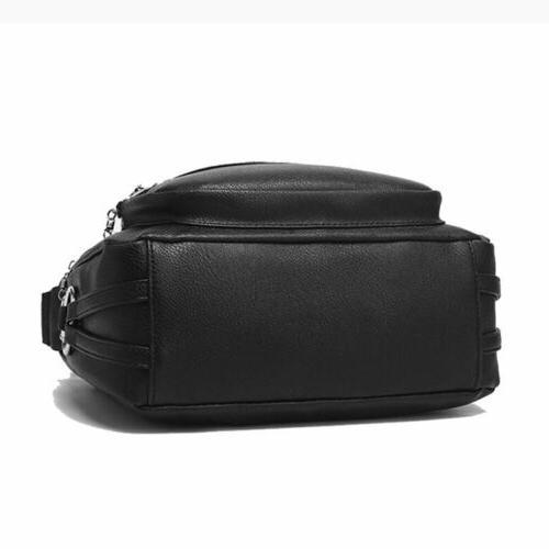 Womens Leather Bag Handbag Crossbody