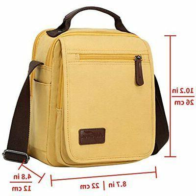 Mygreen Small Messenger Bag Bags Travel School