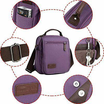 Mygreen Small Messenger Bag Bags Travel