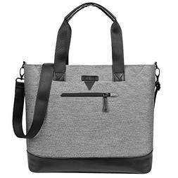 Ladies Laptop Tote Bag,DTBG Stylish Large Womens Business La