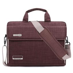 "Laptop 15 15.6"" Sleeve Case Messenger Bag for MacBook Air Pr"
