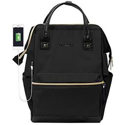 KROSER Laptop Backpack 15.6 Inch Stylish Computer Backpack S