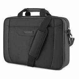 KROSER Laptop Bag 15.6 Inch Briefcase Laptop Shoulder Messen