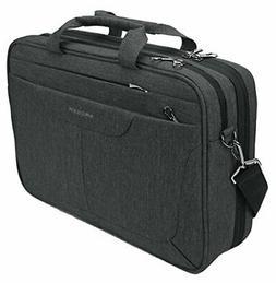 KROSER Laptop Bag 15.6 inch Briefcase Laptop Messenger Bag