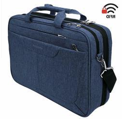 KROSER Laptop Bag 15.6 inch Briefcase Messenger Water Repell