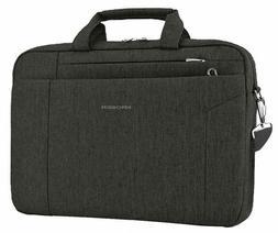 KROSER Laptop Bag 15.6 Inch Briefcase Shoulder Messenger Bag