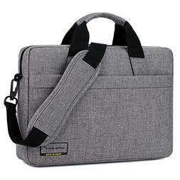Laptop Bag,BRINCH 15.6 Inch Stylish Lightweight Business Lap