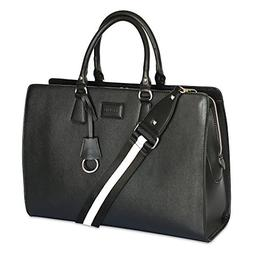 BLON'S Family Laptop Bag for Women, Perfect Business Tote To