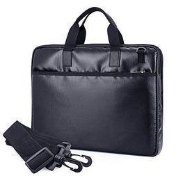 SPLF Fireproof and Waterproof Document Bag, 15.6 Inch Laptop