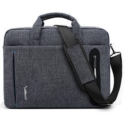 CoolBELL 17.3 inch Laptop Bag Messenger Bag Hand Bag Multi-c