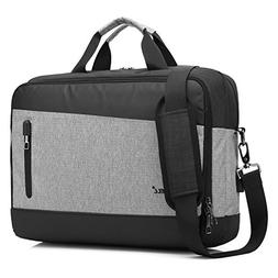 CoolBELL Laptop Bag 15.6 Inch Messenger Bag With USB Chargin