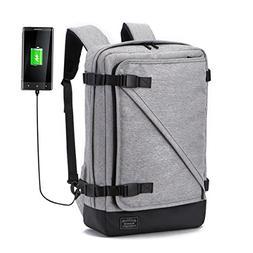 KHDZ Laptop Briefcase Backpack 3 Way Convertible Shoulder Me