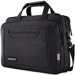 Ytonet Laptop Briefcase,15.6 Inch Laptop Bag,Business Office