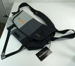 Timbuk2 Laptop Classic Messenger Bag Medium Gray/Black Irons