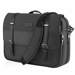 KROSER Laptop Messenger Bag 15.6 inch Laptop Bag Water-Repel