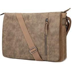 Laptop Messenger Bag 16.5 inch for Men and Women, Tocode Vin