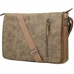 4bb1a2f0045b Laptop Messenger Bag 16.5 inch for Men and Women