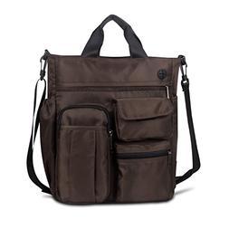 Laptop Messenger Bag, CARQI Waterproof Lightweight Laptop Br