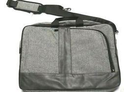 Estarer Laptop Messenger Bag 17-17.3 Inch Water-Resistance C