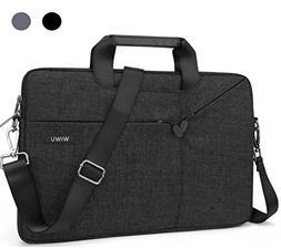 Laptop Notebook Sleeve, Waterproof Shoulder Bag Simple Style