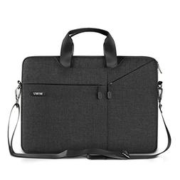 WIWU 12 inch Laptop Sleeve Case Messenger Bag Waterproof Sho