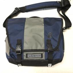 TIMBUK2 LAPTOP / TABLETS FRIENDLY MESSENGER BAG NAVY & GRAY