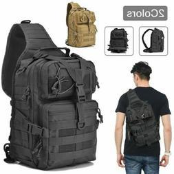 Large Capacity Backpack Outdoor Waterproof Casual Hiking Tac
