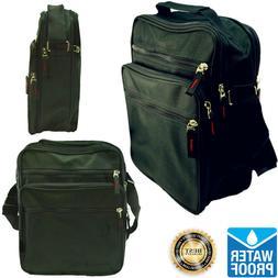 Large Waterproof Work Business Messenger Shoulder Briefcase
