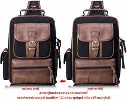 LEAPER Messenger Bag Crossbody Bags Shoulder Bag Outdoor Sli