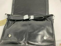 leather messenger bag 16 inch laptop bag