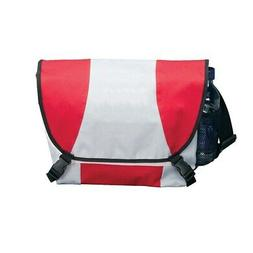 Light Weight School Travel Flap Over Unisex Accessories Red