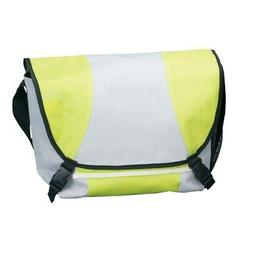 Light Weight School Travel Flap Over Unisex Accessories Gree