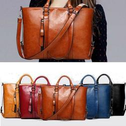 Luxurious Women Leather Bags Messenger bags Tote Handbags Sh