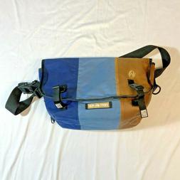 Timbuk2 Medium Messenger Bag Tricolor Color Block Adjustable
